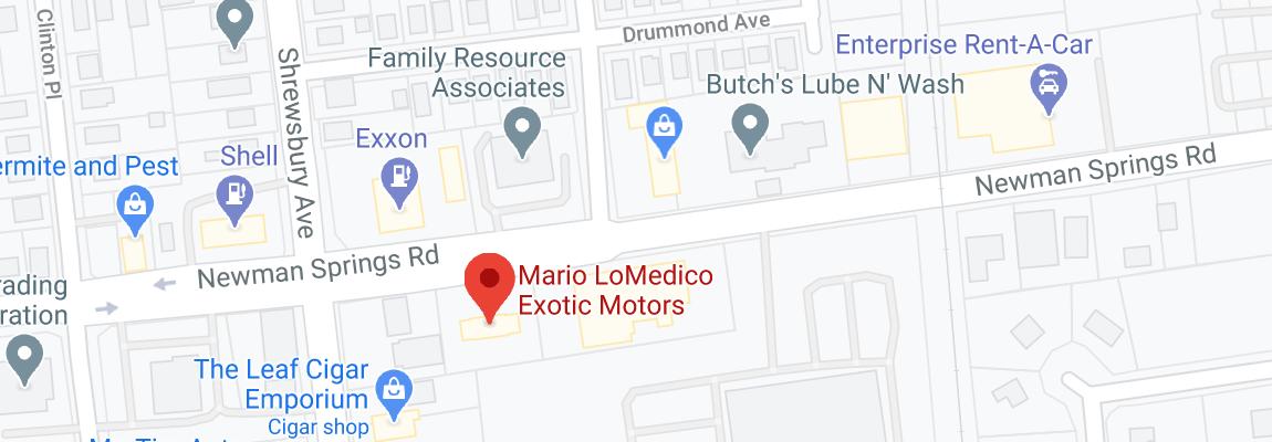 Mario LoMedico Exotic Motors